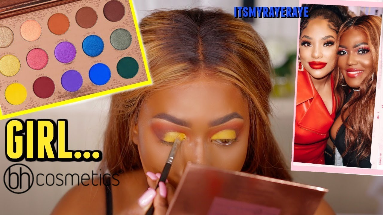ItsMyRayeRaye Shadow Palette by BH Cosmetics #12