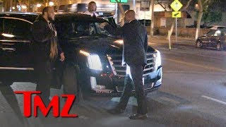 Trippie Redd's Security Gets Into Heated Altercation With Club Security | TMZ