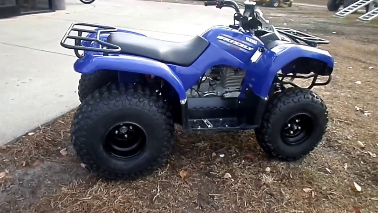 Grizzly 125