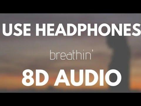 Ariana Grande - Breathing (8D AUDIO)