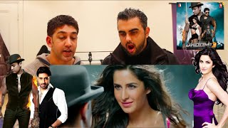 Dhoom 3 Trailer Reaction | Aamir Khan, Abhishek Bachchan, Katrina Kaif & Uday Chopra |