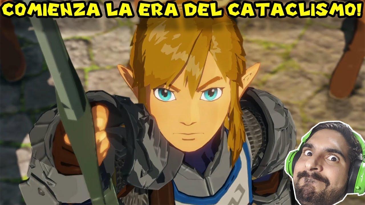 COMIENZA LA ERA DEL CATACLISMO !! - Zelda Hyrule Warriors Era del Cataclismo con Pepe el Mago (#1)