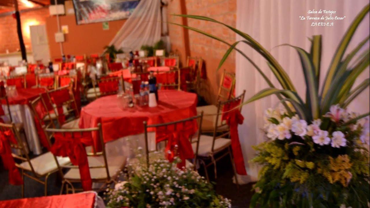 Salón De Fiesta La Terraza De Julio Cesar Lacei C A Cagua Estado Aragua