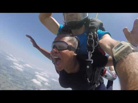 Tandem Skydive | Courtney from Fort Worth, TX