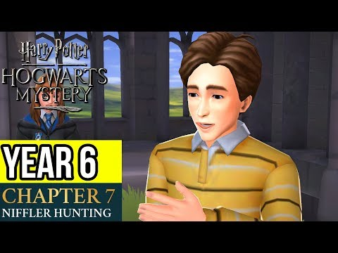 Harry Potter: Hogwarts Mystery | Year 6 - Chapter 7: MEETING CEDRIC DIGGORY