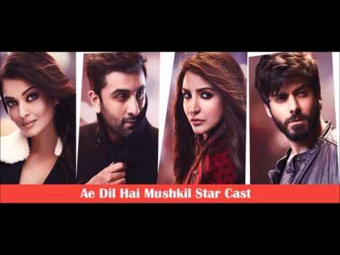 Ae Dil Hai Mushkil | Title Song | Arijit Sing | Full Song