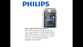 philips dpm 8000 professional digital pocket memo lfh 8000