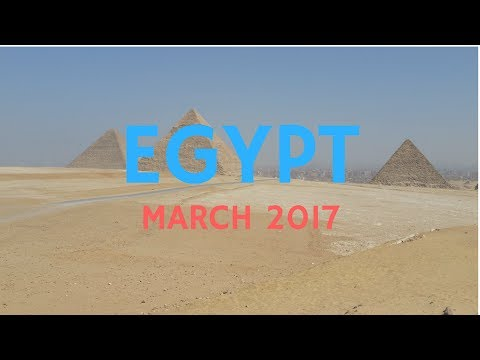 Travelling to Egypt in March 2017