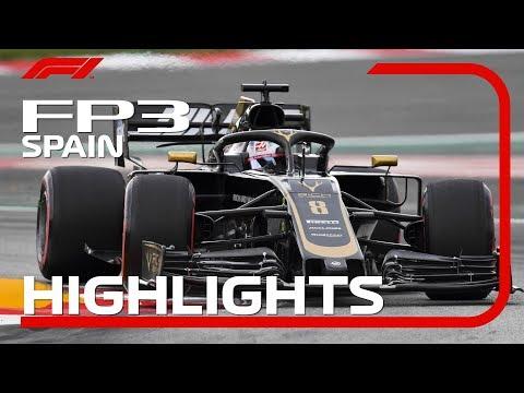 2019 Spanish Grand Prix: FP3 Highlights