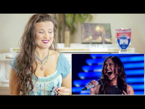 Vocal Coach Reacts to Charice Pempengco - All By Myself