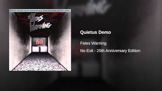 Quietus Demo