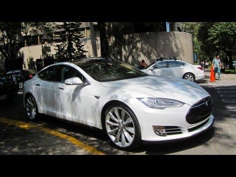 Tesla Model S M 233 Xico Df Youtube