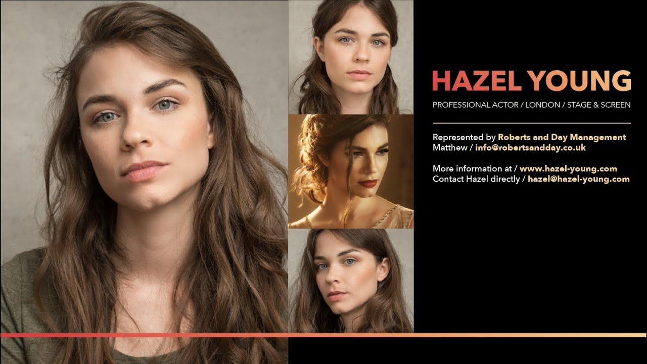 Hazel Young Showreel 2021