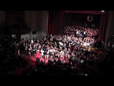 University Liggett School Holiday Concert Grand Finale