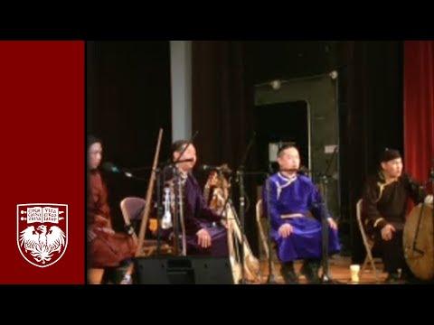 ALASH, Throat Singers from Tuva, Concert