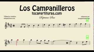 Los Campanilleros Sheet Music for Soprano Saxophone