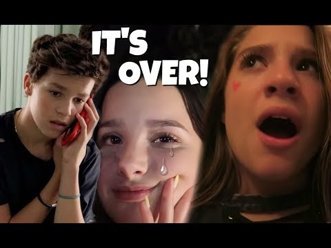 ANNIE LEBLANC BREAKS UP W HAYDEN & CALLS HIM A BAD BOYFRIEND  MACKENZIE & HAYDEN EXPOSED!