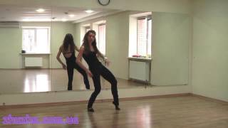 Strip-Dance Видео урок для начинающих № 2 СТ RAKASSA