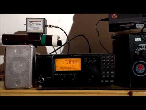 Radio Nacional de Brasilia 11780KHz of Brasilia-DF, Brasil - 12JAN2017 00:50 utc