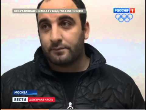 Задержан Смотрящий за Переделкино. 2013