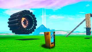 Get Portals and Vending Machines in Creative (Season 9 Glitches Fortnite)