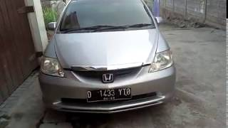 Review Honda City a/t (2005)