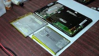 Как в планшете поменять аккумулятор,подбираем аналог из похожего планшета.