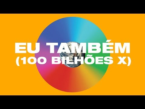 SO WILL I  - Official EU TAMBÉM (100 BILHÕES X) Lyric Video - Hillsong UNITED