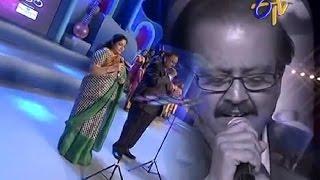 Swarabhishekam - S.P.Balu, Chithra Performance - Sundari Nene Nuvvanta Song - 24th August 2014