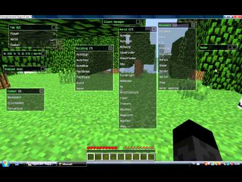 Minecraft nodus 1.5.2 Download+Opis