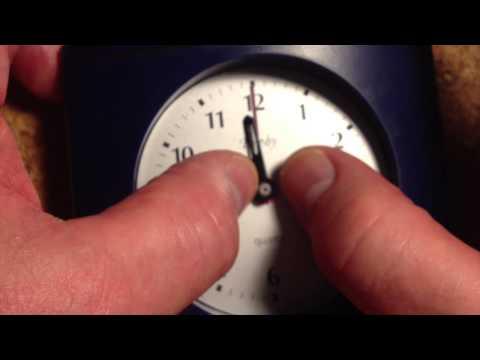 Quartz Clock Travel Mechanism Repair How To Save Money