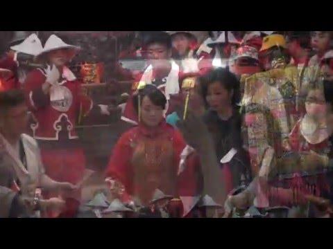 2015.12.25高雄大樹九曲堂慈后宮(巷子內媽)恭迎北港媽祖夜巡遶境