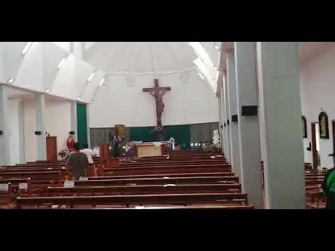 Pria Bersenjata Teror Gereja Lidwina Sleman Yogyakarta