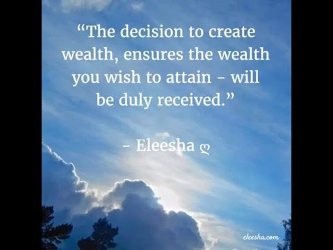 Create Wealth - Daily Inspiration, Quotes, Affirmations, Sayings for the Soul