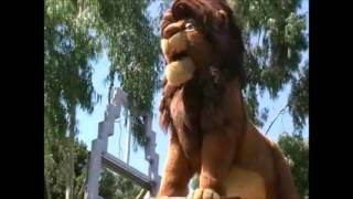Disneyland Parade of Dreams Lion King
