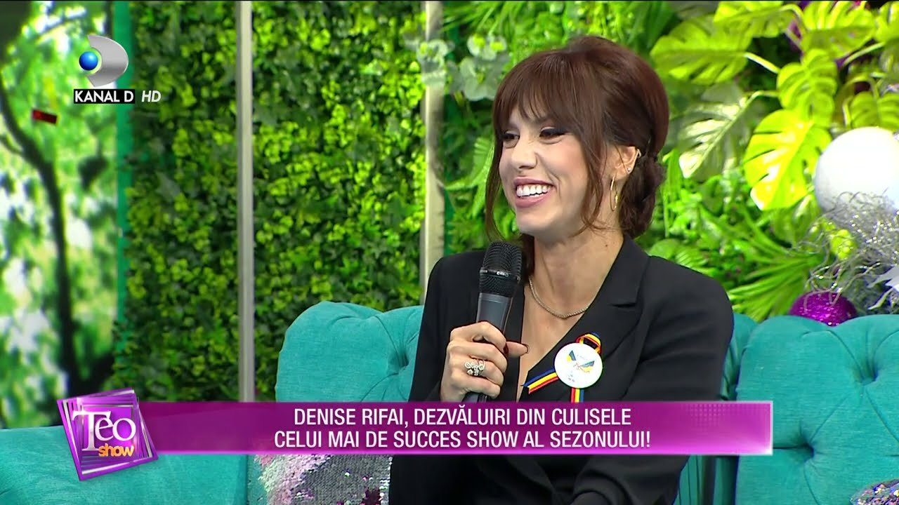 Teo Show (01.12.2020) - Denise Rifai, dezvaluiri din culisele celui mai de succes show al sezonului!