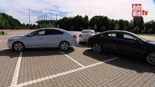 Ford Mondeo,Skoda Superb,Opel Insignia - Wer ist der beste Familien-Flitzer?
