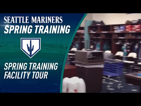 Mariners Spring Training facility tour