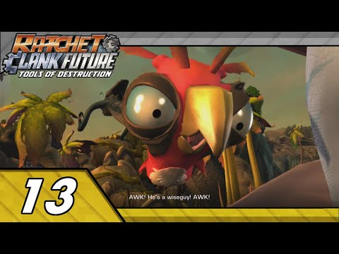 Ratchet & Clank Future: Tools of Destruction #13- Now Voiced by Jess Harnell