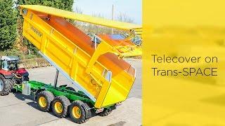 JOSKIN Telecover hydraulisch dekzeil - Trans-SPACE