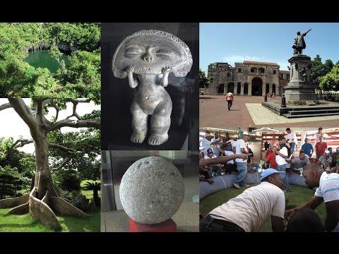 25. ΔΟΜΙΝΙΚΑΝΗ ΔΗΜΟΚΡΑΤΙΑ - DOMINICA: Santo Domingo, Los Haitises, Taino, Rincon, Pelea de Gallos