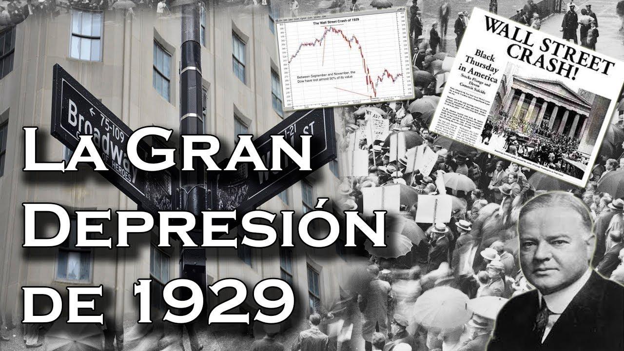 Image result for gran depresion 1929