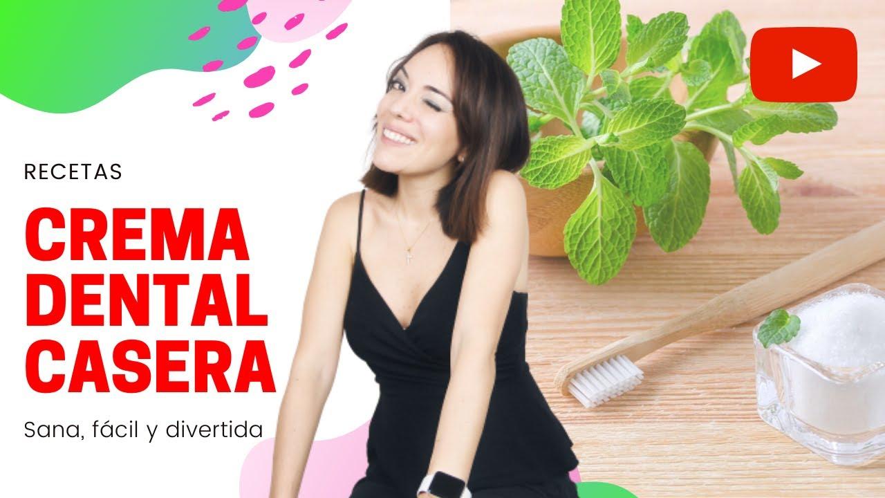 CREMA DENTAL 🏠 CASERA, FÁCIL Y MUY DIVERTIDA 💗- TE ENSEÑO COMO HACERLA