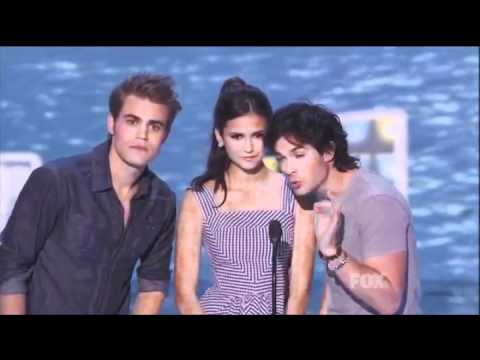 Teen Choice Awards 2011- Ashton Kutcher Wins Choice Movie Actor Romantic Comedy