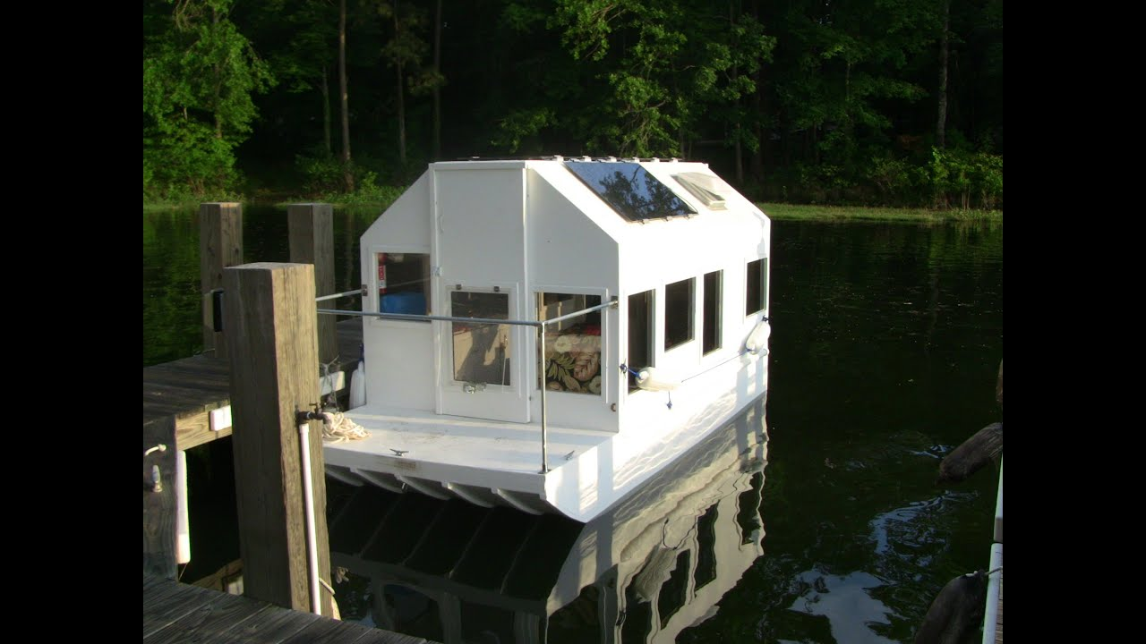 Camping boat river song at jimmie davis state park youtube for Fish camping boat