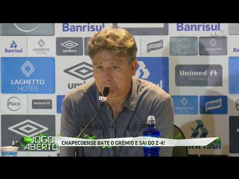 Fora De Casa, Chapecoense Derrota O Grêmio