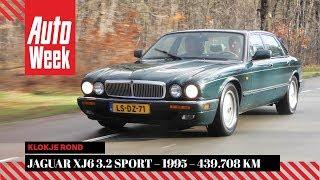 Jaguar XJ6 3.2 Sport – 1995 – 439.708 km - Klokje Rond