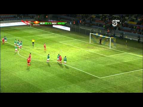 Gol de Sergei Kislyak a México
