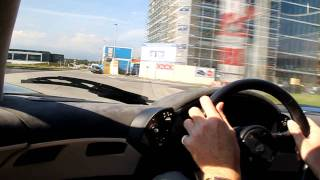 Ride in the ultimate supercar: the McLaren F1 Huge acceleration and amazing sound !!! part 1