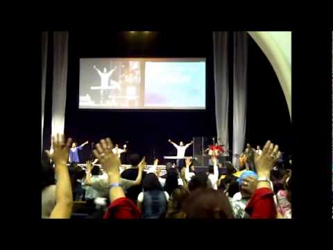 3ra Convencion CCL 2011 alabanza parte 2